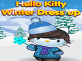 Hello Kitty: Moda de invierno