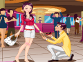 Historia de amor: Pedida romántica