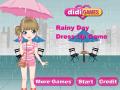 Moda: Día de lluvia