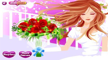 Captura de pantalla - Buqué de boda