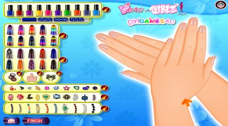 Captura de pantalla - Decora tus uñas