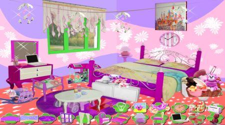 Captura de pantalla - La habitación de la princesa