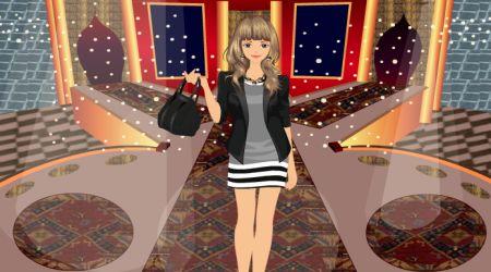 Captura de pantalla - Moda: Pasarela de otoño