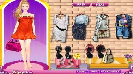 Captura de pantalla - Moda: Pasarela de verano