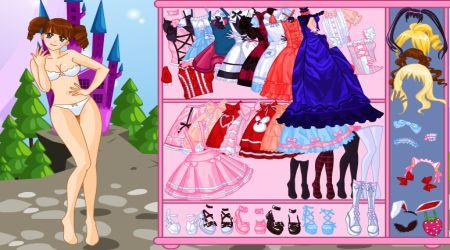 Captura de pantalla - Moda: Princesa Lolita