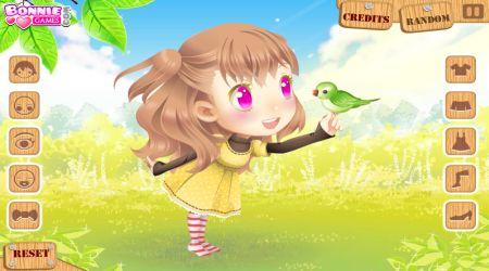 Captura de pantalla - Mori cambia de look