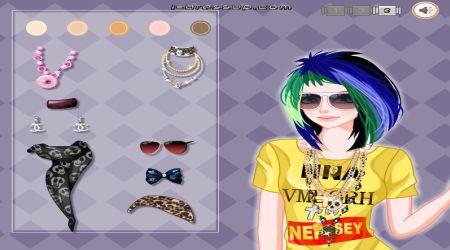 Captura de pantalla - Reina escénica