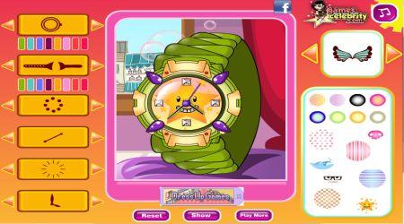 Captura de pantalla - Relojes de famosos